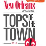 New Orleans Magazine 2016 Tops of the Town Photo