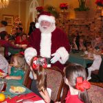 Jazz Brunch with Santa! Dec. 7, 14 & 21 Photo