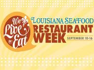 Louisiana Restaurant Week