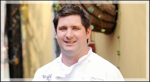Court of Two Sisters Executive Chef Chad Penedo